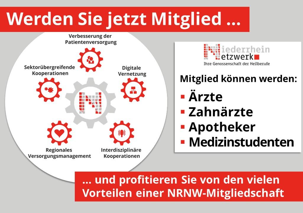 Mitgliedschaft im NRNW