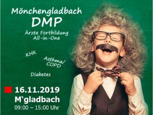 16.11.2019 – Letzte DMP-Fortbildung für das Jahr 2019