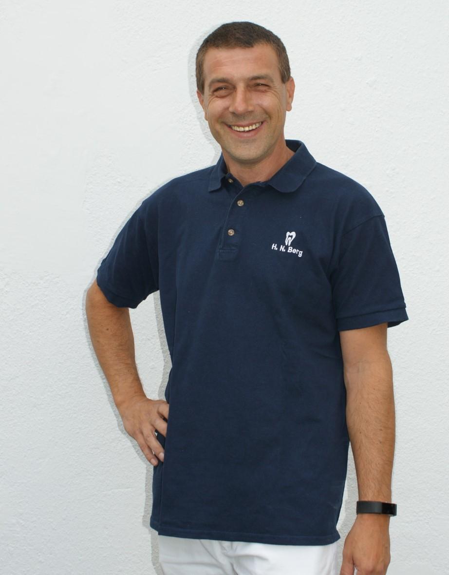 Holger Nikolaus Berg