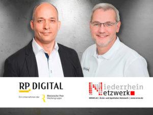 RP Digital und NRNW eG schließen Kooperation