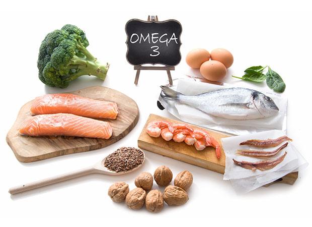 Omega-3 Fettsäuremangel