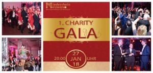 1. Charity Gala der Ärzte, Apotheker und Zahnärzte