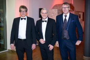 Der Vorstand der Niederrhein Netzwerk eG