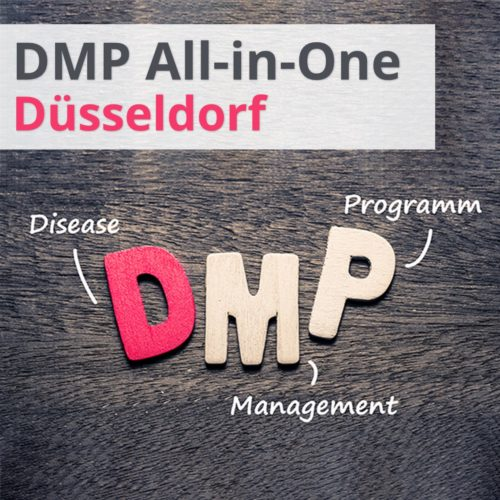 DÜSSELDORF – DMP All-in-One – 6 CME Punkte