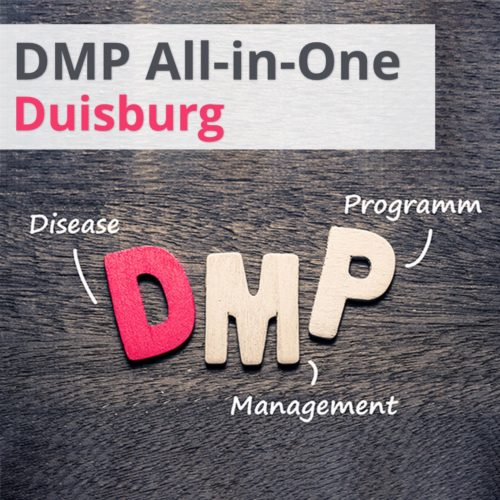 DUISBURG – DMP All-in-One – 6 CME Punkte