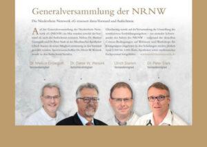 Die Niederrhein-Netzwerk eG erneuert Vorstand und Aufsichtsrat
