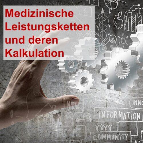 Online-Workshop medizinische Leistungsketten und deren Kalkulation
